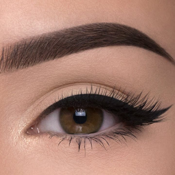 Eyebrow Wax Tint Eyelash Extension